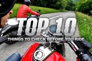 ТОП10 Что нужно проверить перед поездкой