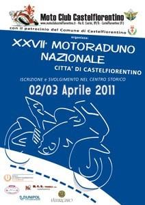 XXVII MOTORADUNO NAZIONALE