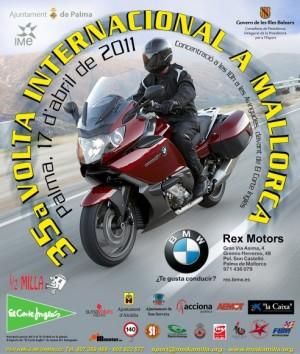 35th Internacional a Mallorca en Moto - Туристический мотопробег
