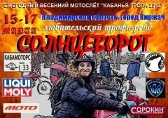 СОЛНЦЕВОРОТ - 2013