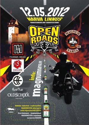 OPEN ROADS 2012