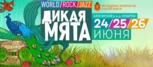 Рок-фестиваль Дикая Мята 2016
