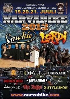 NarvaBike 2013