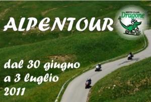 Alpentour 2011 - Мотофестиваль в Италии