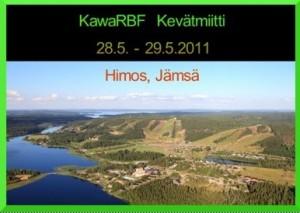 Kawasaki Racing Bikes Finland kevätmiitinki