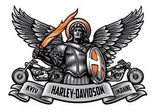 Открытие сезона Harley-Davidson 2015 в Киеве