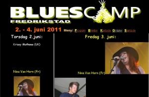Bluescamp 2011 - Мотофестиваль в Норвегии