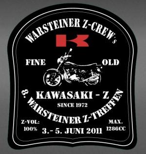 8th Warsteiner Z-Treffen - Kawasaki Фест