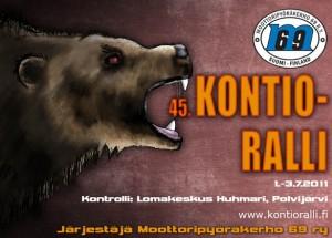 Kontio-Ralli Finland
