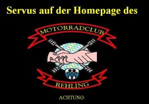 Treffen MC Rehling - Мото-meeting в Германии
