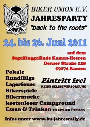 BU Jahrens Rally - Мотофестиваль в Германии