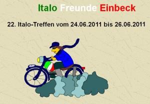 22th Einbecker Italo-Treffen