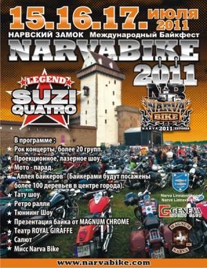 Narva Bike 2011