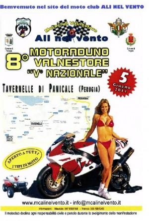 5th National Motorally Valnestore - 5ый Национальный мотопробег в Италии