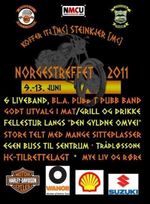 Norgestreff - Мотофестиваль в Норвегии