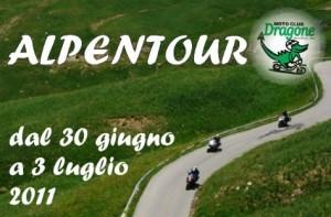 Alpentour 2011 - Туристический Мотофестиваль в Италии