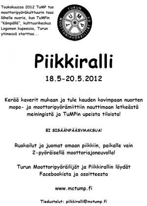 Мотофорум Piikkiralli