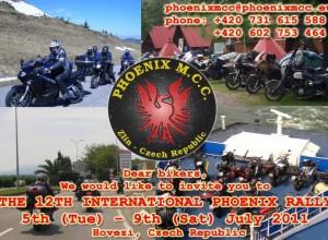 12th International Phoenix Rally