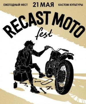 Recast Moto Fest 2016