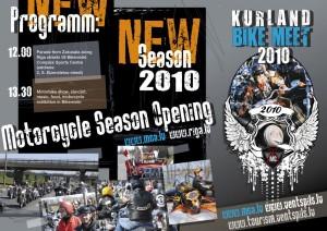 Season Openng 2010
