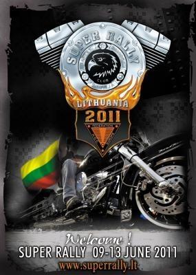 Super Rally 2011