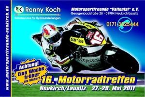 16th Motorrad -Treffen