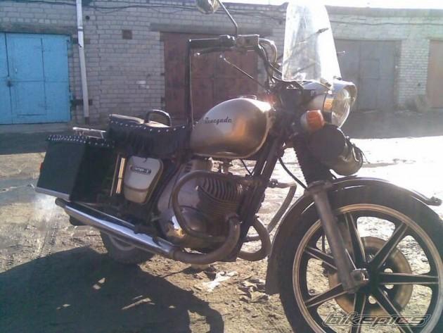 Тюнинг мотоцикла иж юпитер 2