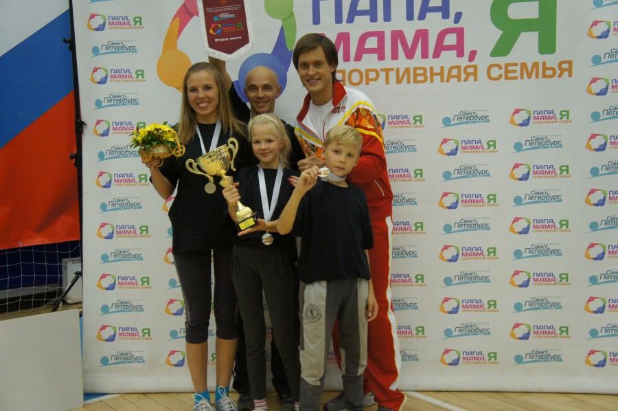 Положение о спортивном конкурсе мама папа я спортивная семья