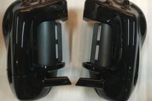 Валенки (обтекатели коленей) и дуга для HD