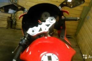 Красный Derbi GPR 125 2005