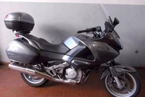 Серый металлик Honda NT 700 Deauville 2006