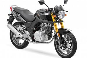 Черный Baltmotors Street 250 DD 2014