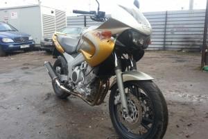 Желтый металлик Yamaha TDM 850 1999