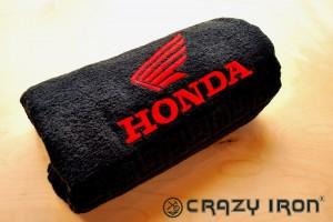Полотенце с логотипом HONDA