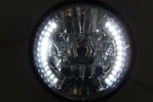 Фара на чоппер 26 LED