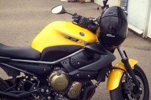 Желтый металлик Yamaha XJ 6 N Diversion 2009, угнан 20 мая 2015