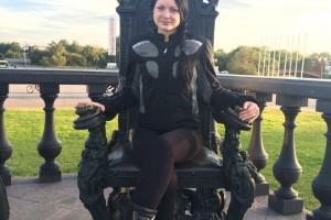 Rina из Санкт-Петербурга, 22 года, 172 см, 57 кг, есть свой шлем, в поиске