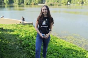 Наталья из , 22 года, 168 см, 60 кг, есть своя экипировка, в поиске