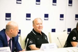 Пресс-конференция фестиваля «Мотостолица»