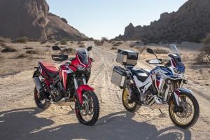 Honda CRF1100L Africa Twin 2020: Да будет битва!