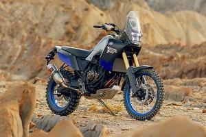 Yamaha Tenere 700 встал в серию