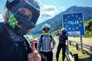 #ТеперьЭтоПрохват. Четвертая серия — Италия и Республика Сан-Марино. Мотовикинги 2018