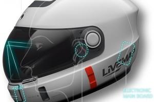 Мотошлем с эффектом дополнительной реальности от Российской LiveMap - сказка или быль?