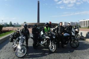 10 000 километров за 10 дней - Mad Rider Run