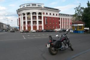 Впятером вокруг Ладоги через Петрозаводск