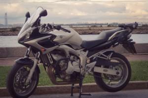 Yamaha FZ6S (98 лс) Универсал.