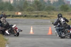Видео с гонок мотоклубов MCRACE 2019