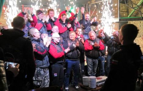Ночные охотники байкерский клуб лучший хит ночных клубов