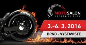 Мотовыставка Motosalon Brno 2016