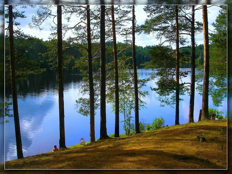 процеживать, зеркальное озеро спб фото пределами ленинграда